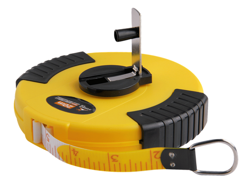 Рулетка Measuring Tape Fibre Glass, 20м