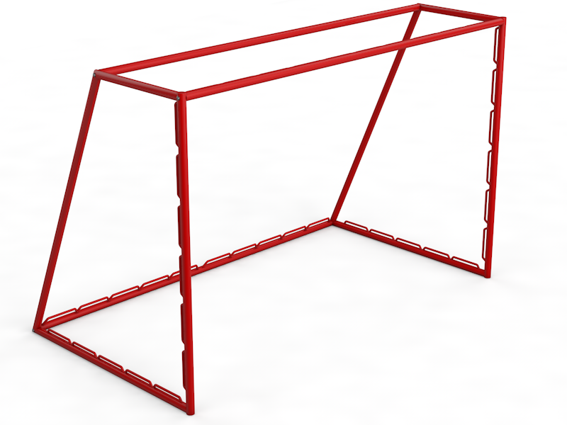 Размер хоккейных ворот своими руками 641