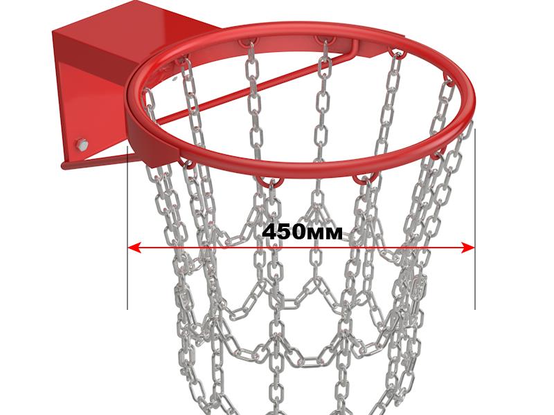 Баскетбольное кольцо сделать своими руками