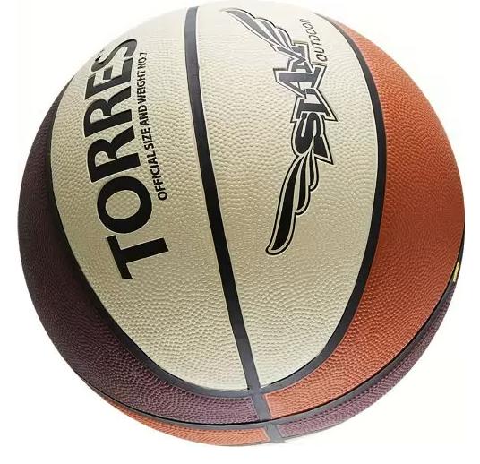 0e5b3bb4 ... Мяч баскетбольный TORRES Slam, износостойкая резина. Наши преимущества